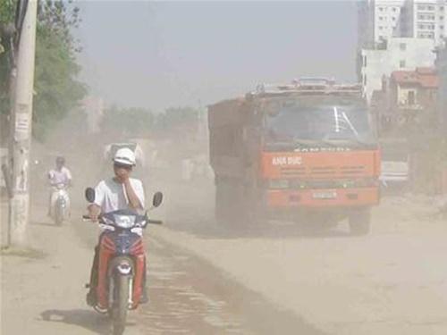 Hình ảnh ô nhiễm môi trường ở Việt Nam đất nước không khí đáng sợ 14