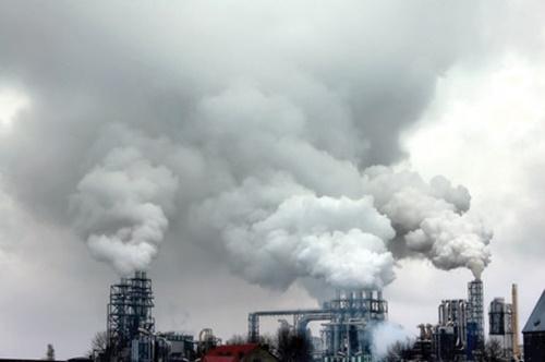 Hình ảnh ô nhiễm môi trường ở Việt Nam đất nước không khí đáng sợ 16