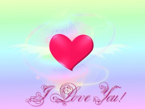 Hình trái tim đẹp dễ thương trên facebook 1