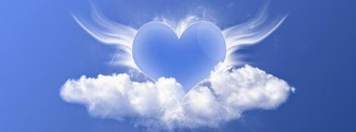 Hình trái tim đẹp dễ thương trên facebook 12