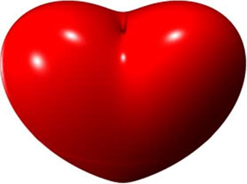 Hình trái tim đẹp dễ thương trên facebook 14