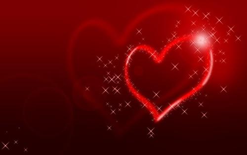 Hình trái tim đẹp dễ thương trên facebook 4