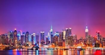Những hình ảnh đẹp nhất về thành phố New York về đêm 1