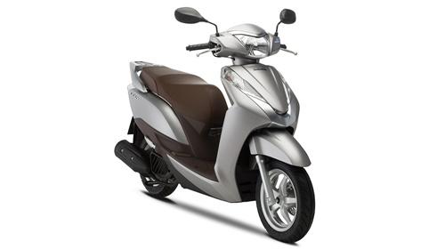 Xe LEAD 2016  giá bao nhiêu mẫu mới nhất sắp ra mắt của HONDA 1
