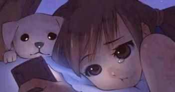 Hình ảnh buồn khóc cô đơn vì tình yêu khi chia tay ấn tượng nhất 18
