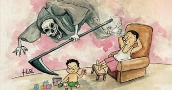 Hình ảnh ý nghĩa về cuộc sống qua góc biếm họa đầy thú vị 4
