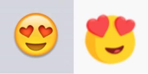 Emoji facebook là gì - Emoji mới trên facebook xấu căm hờn 1