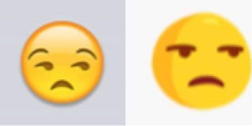 Emoji facebook là gì - Emoji mới trên facebook xấu căm hờn 4