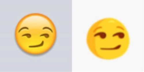 Emoji facebook là gì - Emoji mới trên facebook xấu căm hờn 7