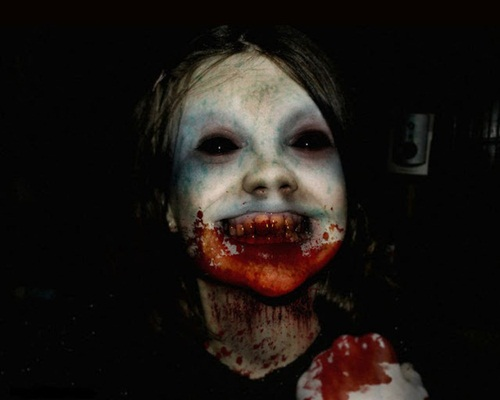 Hình ảnh con ma đáng sợ nhất thế giới 14