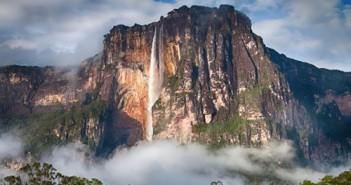 Thác nước cao nhất thế giới nằm ở đâu 12
