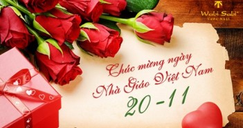 Hình ảnh 20-11 đẹp dùng để in thiệp tặng thầy cô giáo ngày nhà giáo Việt Nam 5